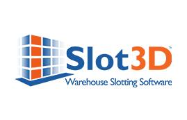 Slot3D Logo